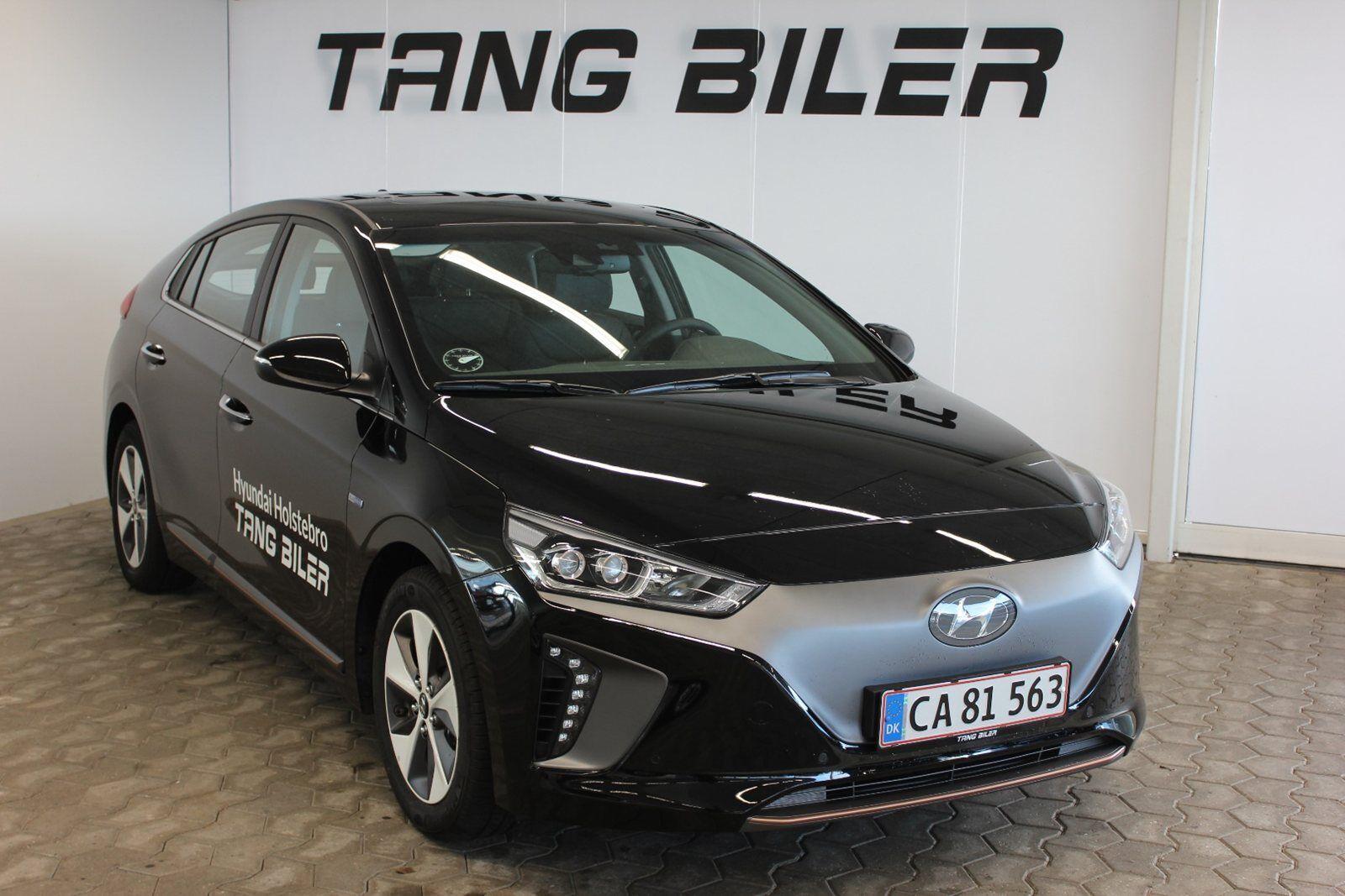 Pris 279 900 Alt Om Hyundai Ioniq
