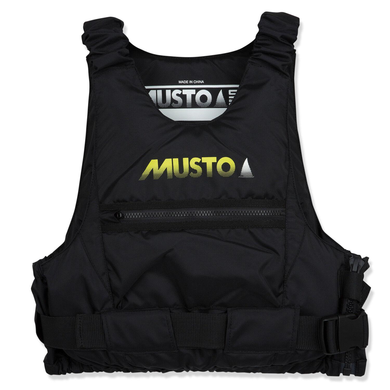 Musto Musto Musto Championship Auftriebshilfe 2018 - Schwarz c6e0cd