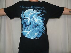 Trans-Siberian-Orchestra-2004-Winter-Tour-T-shirt-Men-039-s-L-Rock-Vintage