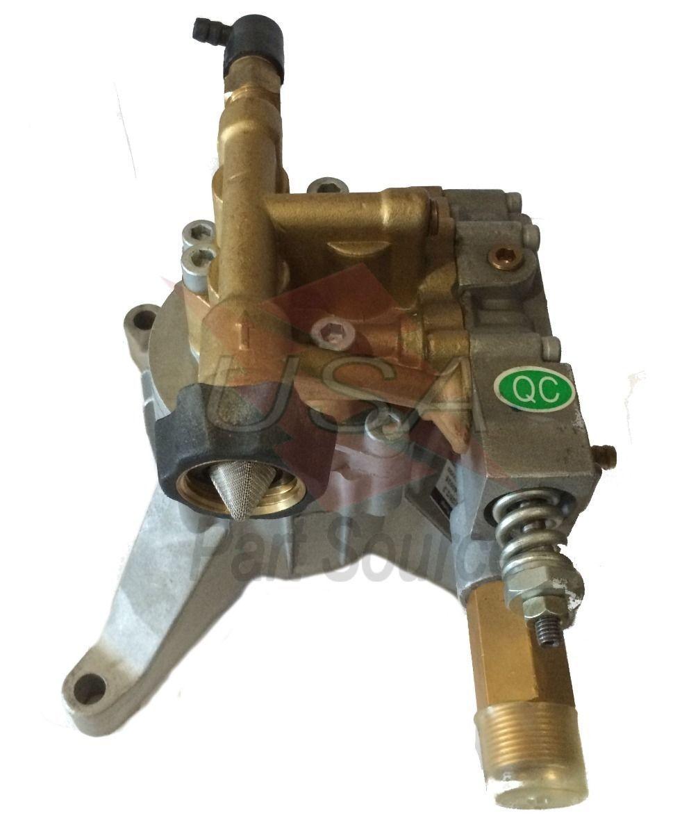 2700 Psi Lavadora De Presión Bomba De Agua Bronce Fit Briggs & Stratton 01908 1908-0 Nuevo