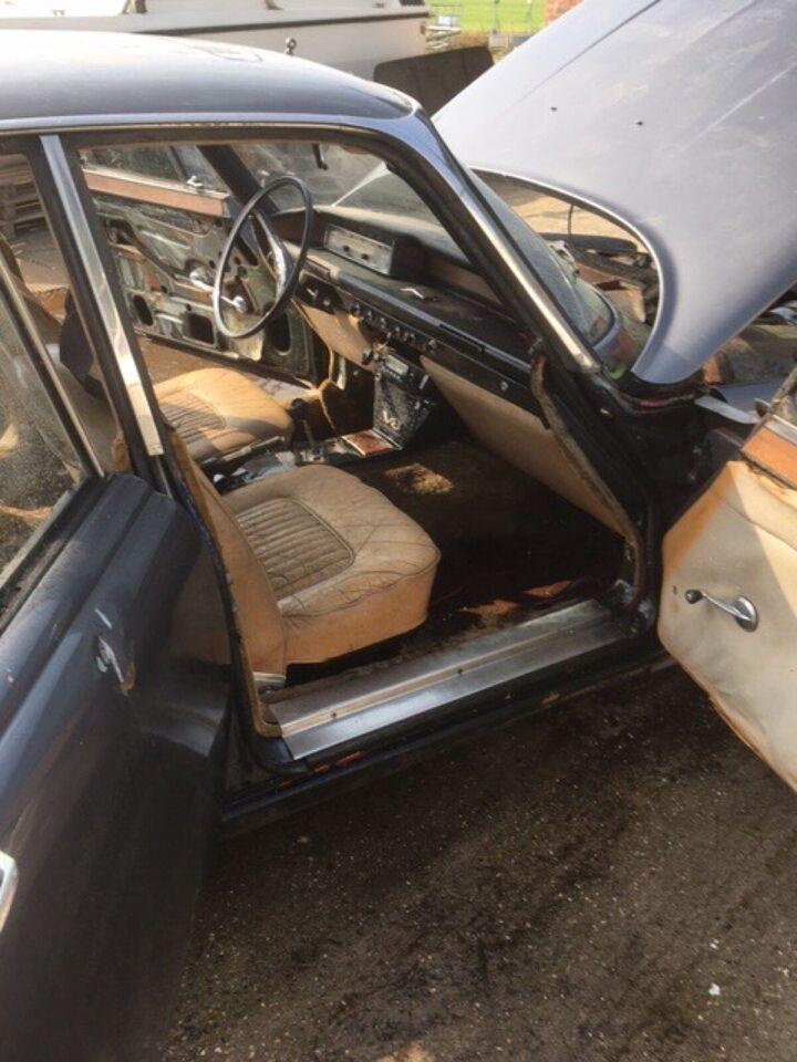 Rover 3500, 3,5 aut., Benzin