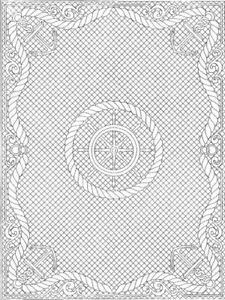 Anchors-Away-Preprinted-Wholecloth-Quilt-Kit-40-034-x-54-034-White-amp-Natural-avail
