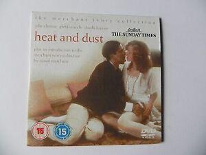 HEAT AND DUST PROMO DVD - down, United Kingdom - HEAT AND DUST PROMO DVD - down, United Kingdom