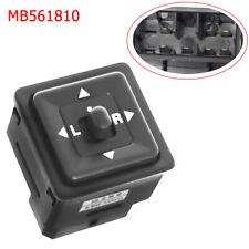 Mb561810 Mirror Switch Knob Side Rearview For Mitsubishi Pajero Montero V31 V32 Fits 1998 Mitsubishi