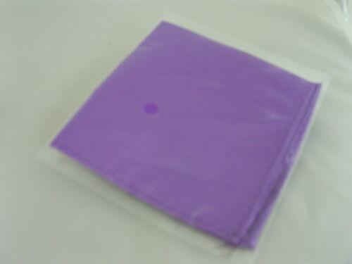 Cadbury PURPLE Polyester Bow Tie and Hankie Set/</>The More Sets U Buy/>More U Save