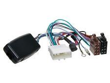 JVC Lenkradfernbedienungsadapter Nissan Note Tiida X-Trail Stalk Radio Adapter