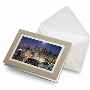 Greetings-Card-Biege-Makati-Skyline-Philippines-Landscape-21828