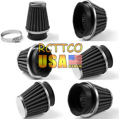 6 Size Inner Diameters New Motorcycle Intake Air Filter For VFR Hornet ZZX ZRX