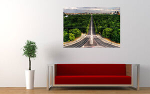 BERLIN-SIEGESSAULE-NEW-GIANT-LARGE-ART-PRINT-POSTER-PICTURE-WALL-33-1-034-x23-4-034