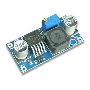 5//2//1X Mini 3A DC-DC Adjustable Converter Step Down Power Supply Replace LM2596