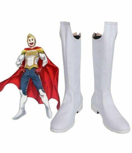 Details about  /Boku no Hero Academia Lemillion Mirio Togata Cosplay Boots Shoes Custom Made
