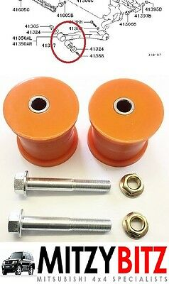 Suspension Trailing Arm Bush Kit Front Of Rear For