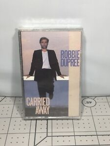 Carried-Away-by-Robbie-Dupree-Rare-Vintage-Cassette-Sealed-1990