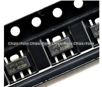 50PCS PT4115 4115 SOT-89 LED Drive Power IC GOOD