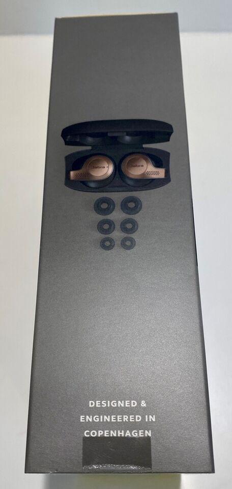 trådløse hovedtelefoner, Jabra, Elite 65t