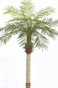 ARTIFICIAL-5-039-PHOENIX-PALM-TREE-PLANT-SILK-BUSH-POOL-PATIO-ARRANGEMENT-DATE-SAGO