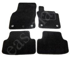 Skoda Octavia MK3 Carpet Car Mats 2013 onwards Tailored Black 4pc Floor Mat Set
