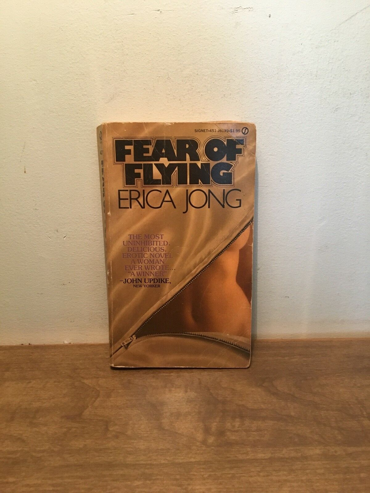Fear of Flying by Erica Jong Signet Books 1973 1
