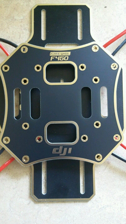 Dji f450 flamewheel mit naza lite elektrische quadcopter