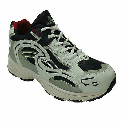 MENS LACE UP GYM JOGGING RUNNING WALKING SPORTS TRAINERS CASUAL PARTY BOOT SHOES