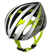 CARRERA RAZOR ROAD E00371 safetybike Adulti Casco 58-61cm Bianco/Verde