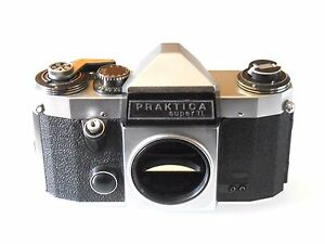 Praktica super tl body m42 ebay