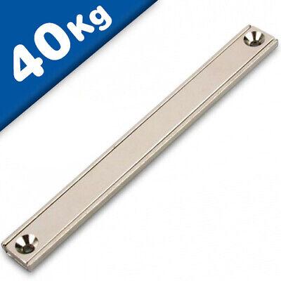 N45 Neodym Magnete Set bestehend aus 40 Scheibenmagneten 5x5 mm vernickelt