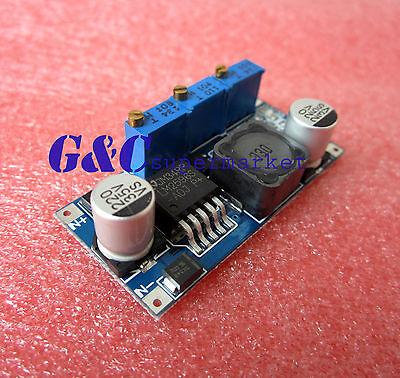 2PCS DC-DC LM2596 Step-down Adjustable Power Supply Module CC-CV LED Driver M30