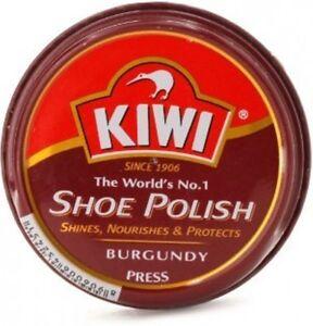 KIWI-BURGUNDY-Shoe-wax-Polish-protect-nourishes-and-glossy-36g