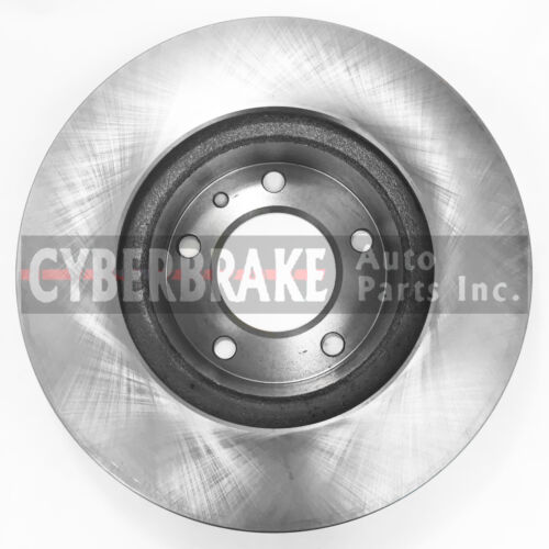FRONT Brake Rotor Pair of 2 Fits 82-88 BMW 528e