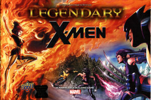 Legendary-X-Men-Deck-building-Card-Game-Brand-New-Sealed-Board-Game