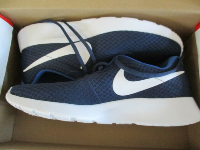 Nike Tanjun 812654-414 Midnight Navy