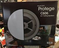 Proficient Audio Protege C606 61/2 Ceiling Speakers ( Pair )