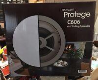 Proficient Audio Protege C606 61/2 Ceiling Speakers ( Pair )