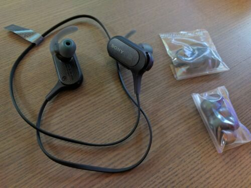 Sony MDR-XB50BS Extra Bass Wireless Bluetooth In-Ear Headphones *LIGHTLY USED*