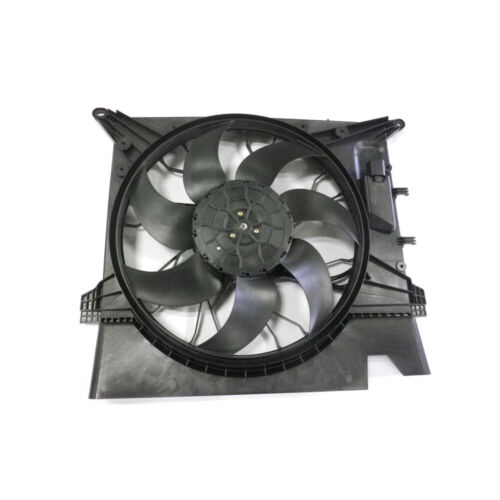 Dual Radiator and Condenser Fan Assembly TYC 623120 fits 03-14 Volvo XC90