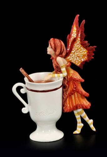 Cider Fairy Fee Tasse Amy Brown Cup sammeln Elfen Figur