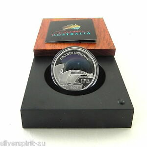2007-DISCOVER-AUSTRALIA-SYDNEY-Silver-Proof-Coin