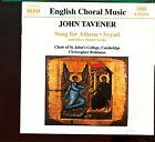 Naxos - John Tavener / English Choral Music