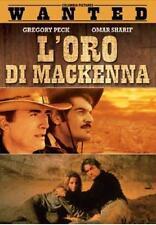 MacKenna's Gold -DVD- Omar Sharif/Gregory Peck -Deutsch- #NEU#  (Mac Kennas)