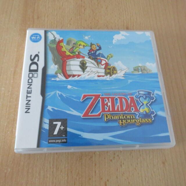 The Legend of Zelda: Phantom Hourglass Nintendo DS, PAL