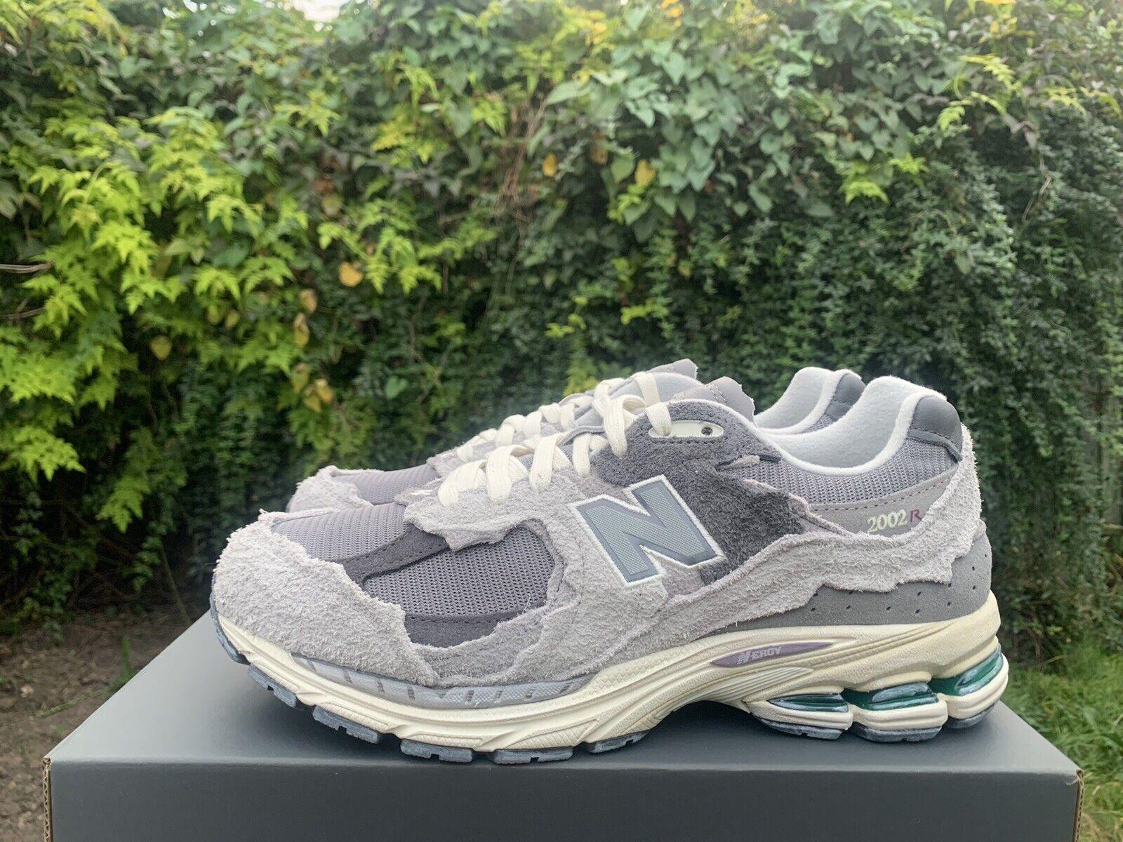 New Balance 2002R 'Rain Cloud' Protection Pack   UK 9   Brand New   Fast Ship📦