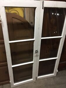 Idea good, vintage casement windows