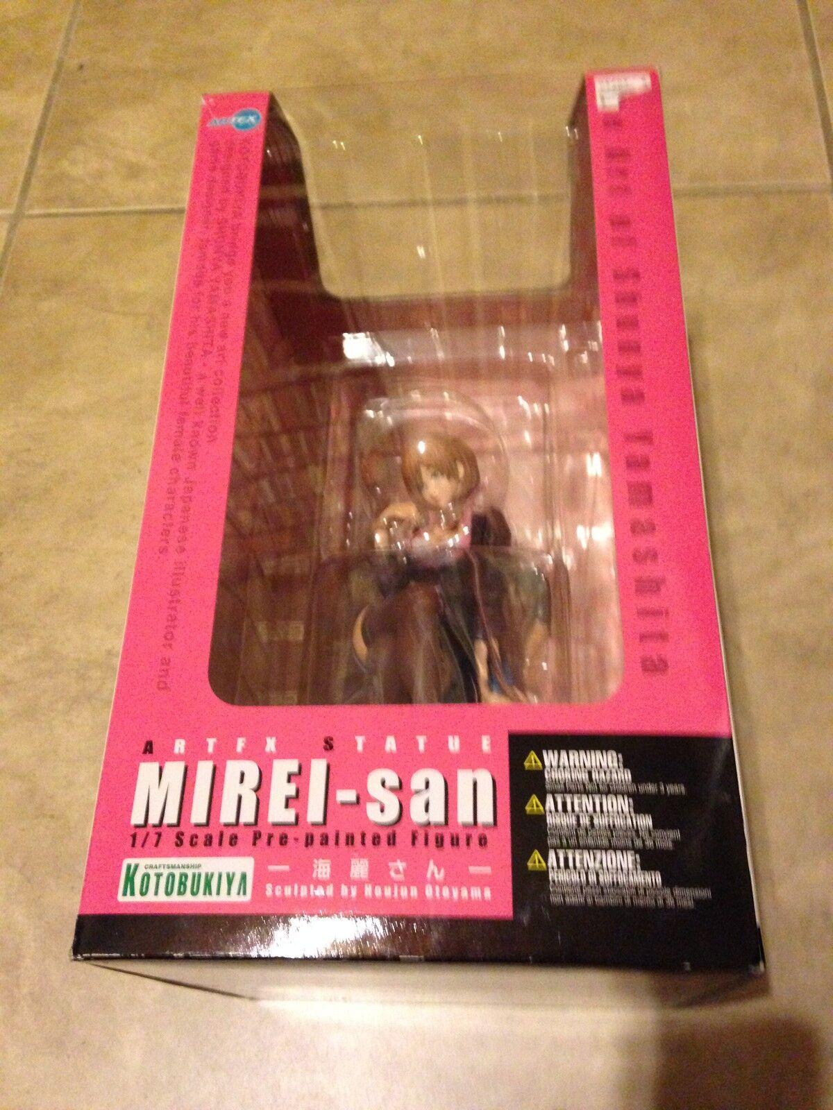 Art Of Shunya Yamashita Mirei-San Artfx Statue Figure NEW in box