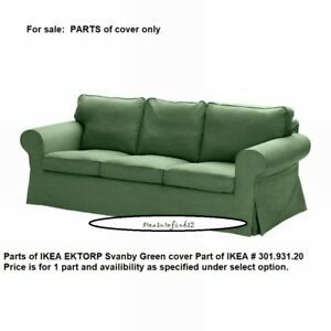 Image Is Loading New Part Of IKEA EKTORP Sofa Cover Svanby