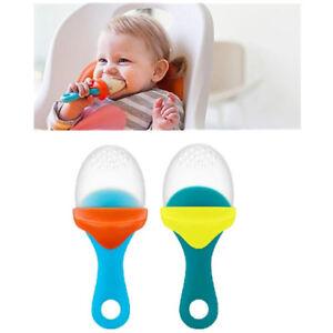 Boom-Pulp-Baby-Feeder-amp-Teether-Child-Weaning-Fruit-Veg-Food-Dispenser-BPA-FREE