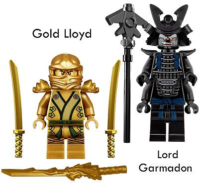 best service sneakers new cheap LEGO Ninjago Golden Lloyd Mini Figure & Gold Dragon Sword Garmadon  Minifigure   eBay
