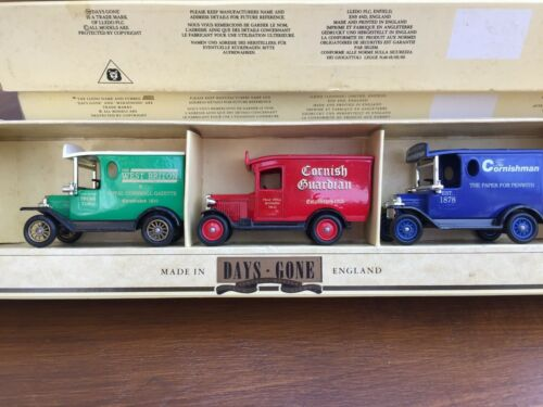 LLEDO LP Promotional 3-piece sets Police Anadin Guinness Co-op Pan Am Brewery