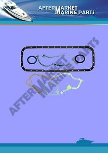 Volvo Penta D40 D41 D42 D43 D44 conversion gasket set similar to 876774 876349