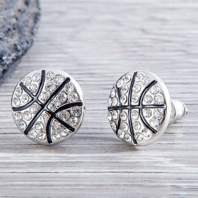 313bce961a87 Basketball Earrings Jewelry for Girls Baketball Gifts   Women Womens ...
